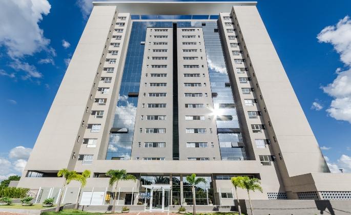 imagem de um edifício da Cima Empreendimentos