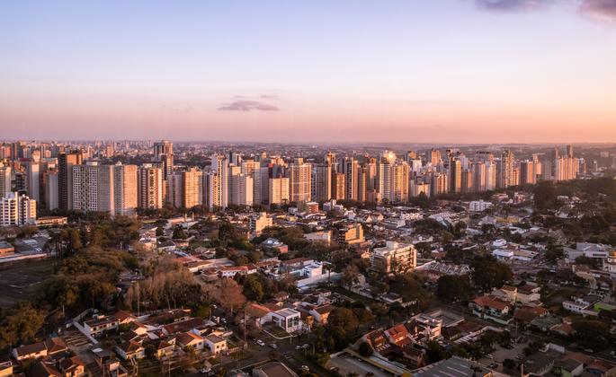 apartamentos em centros turísticos - CIMA