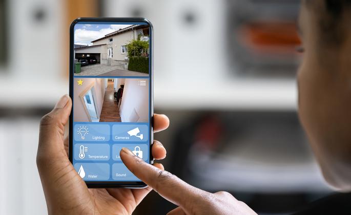 segurança em casa como acessórios tecnológicos